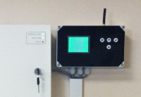Контролер мікроклімату на базі IS96